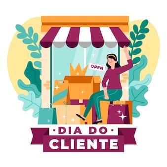 Projeto do dia do cliente