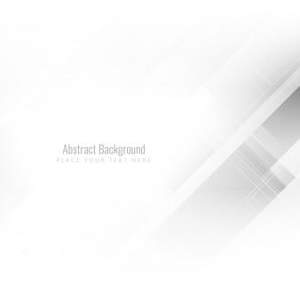 Projeto do fundo da poligonal cinzenta à moda