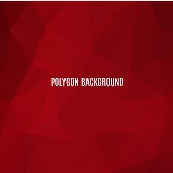 Projeto do fundo da poligonal red
