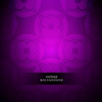 Projeto do fundo decorativo violet