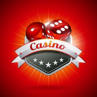 Projeto do fundo do casino