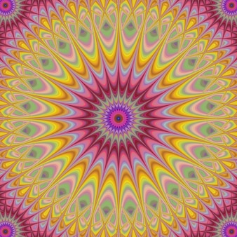 Projeto do fundo do fractal