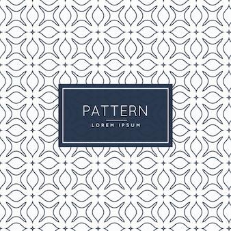 Projeto do fundo do padrão de linha abstrato