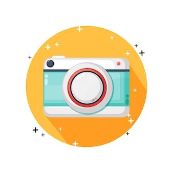Projeto do ícone da câmera