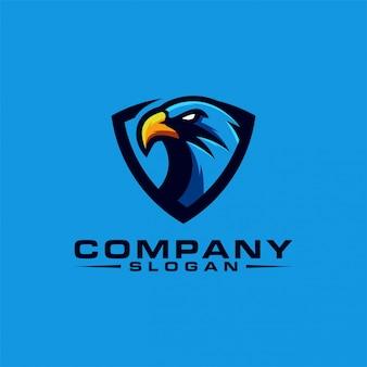 Projeto do logotipo da águia