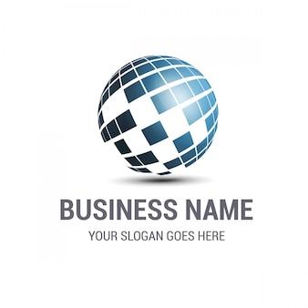 Projeto do logotipo do negócio