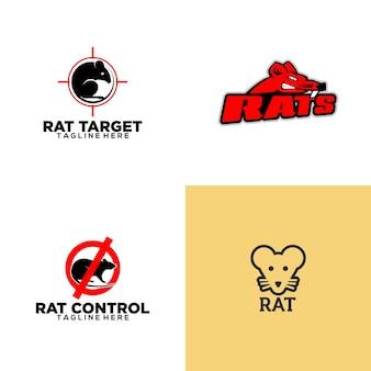 Projeto do logotipo do rato