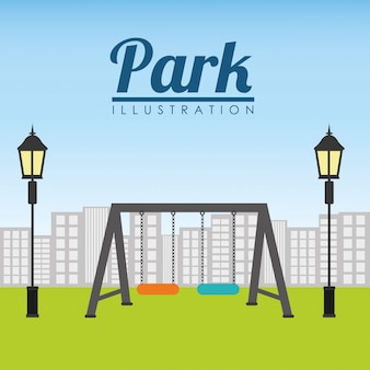 Projeto do parque