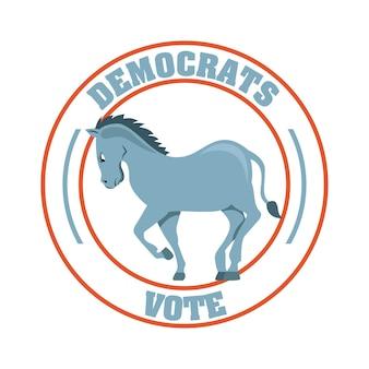 Projeto do partido democrata