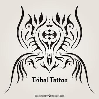Projeto do tatuagem tribal