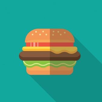 Projeto hamburguer plana