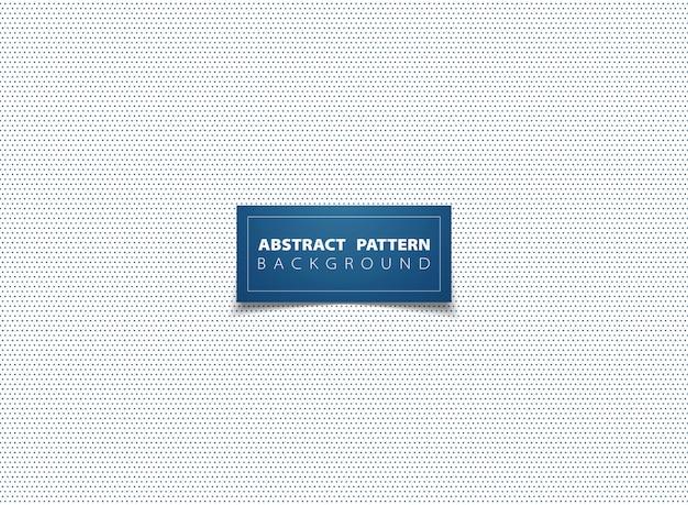 Projeto mínimo azul abstrato do teste padrão de pontos.