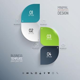 Projeto mínimo de infográficos