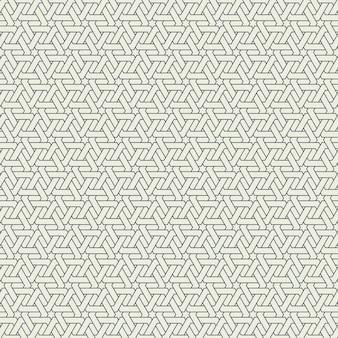 Projeto moderno abstrato do teste padrão do hexágono do fundo sem emenda. ilustração vetorial eps10