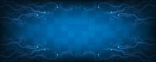 Projeto no conceito de placas de circuito eletrônico.