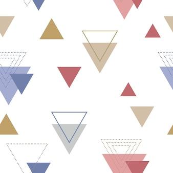 Projeto patten geométrico nórdico abstrato para decoração de interiores, imprimir cartazes, cartão greating, banner de negócios, embrulho em estilo escandinavo moderno em vetor. cor pastel.