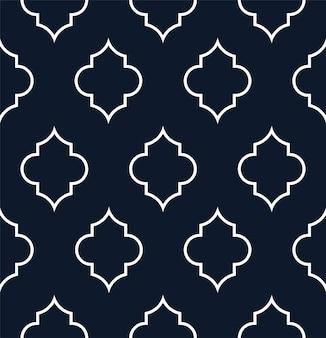 Projeto tradicional de padrão étnico geométrico para plano de fundo, tapete, papel de parede, roupas, embrulho, batique, tecido, sarongue