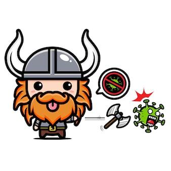 Projeto viking contra o coronavírus
