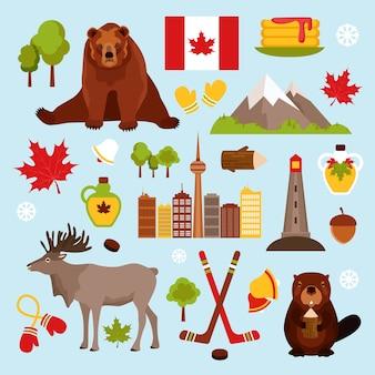 Projetos canadenses collectio