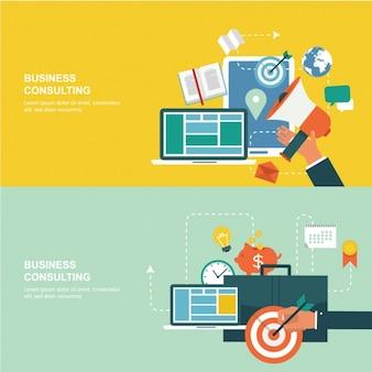 Projetos de negócio definido