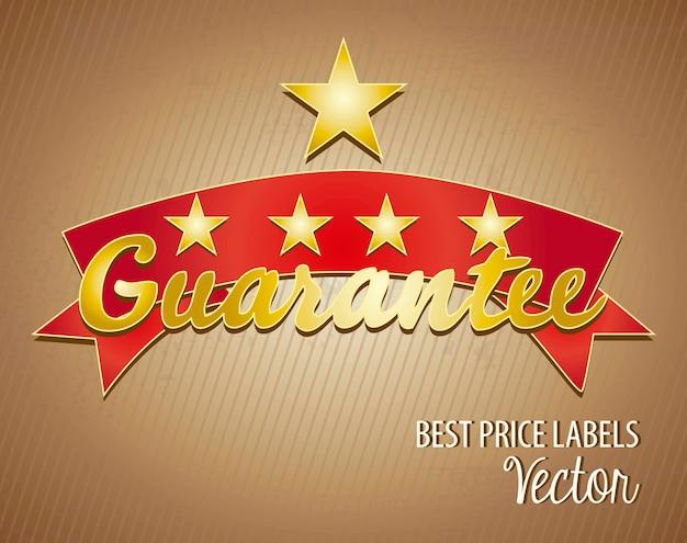 Promoção de produtos garantidos