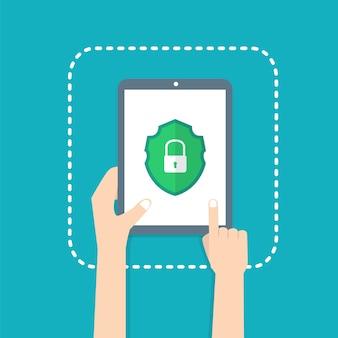 Proteção contra hackers
