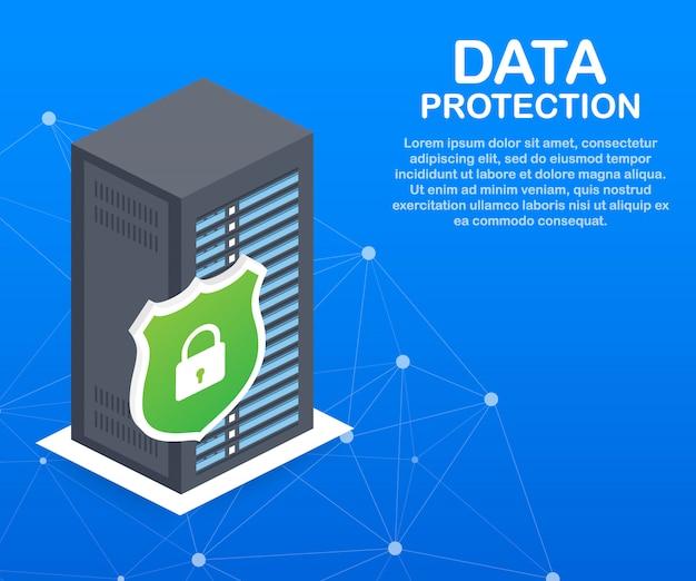 Proteção de dados, privacidade e segurança da internet. .