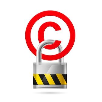 Proteção de direitos autorais