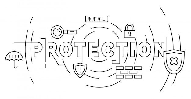 Protecção