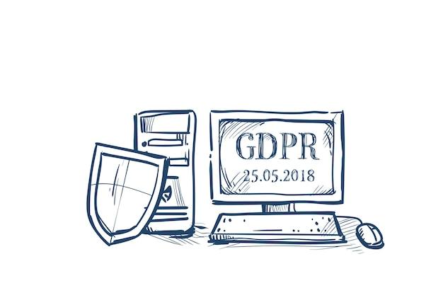 Proteger a segurança e protecção dos dados pessoais