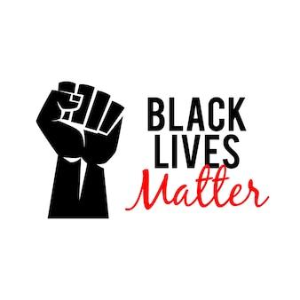 Protesto de black lives matter