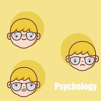 98f81235c531e Psicologia para desenhos de menino vector design gráfico ilustração