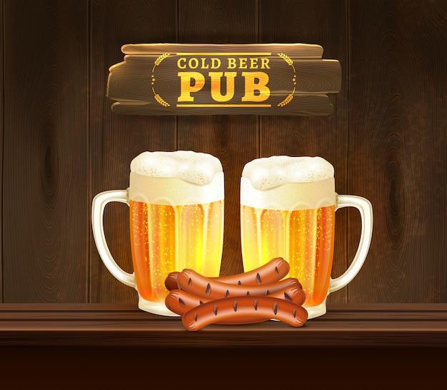 Pub de cerveja