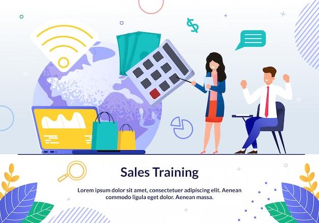 Publicidade banner inscrição vendas treinamento.