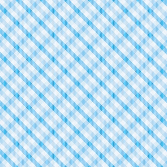 Quadrado azul e padrão de linha