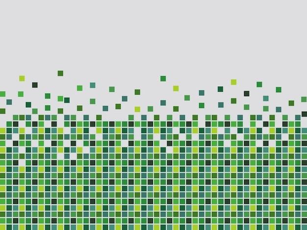 Quadrados coloridos fundo abstrato
