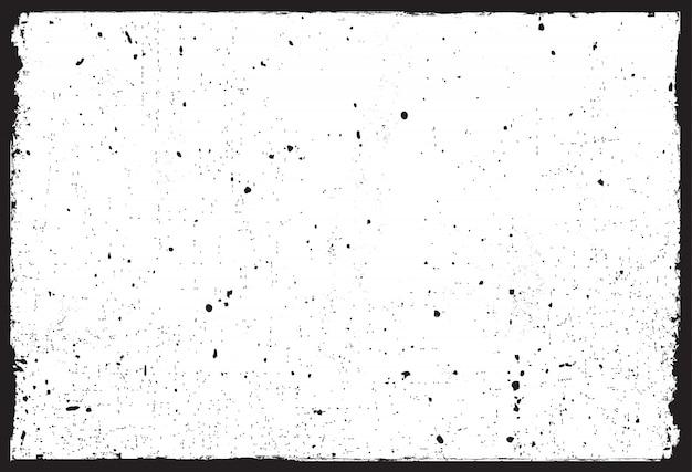 Quadro abstrato grunge