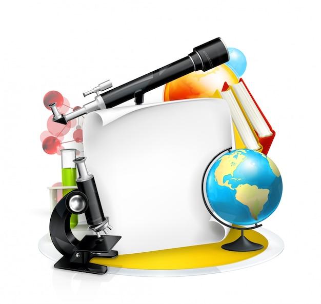 Quadro de educação e ciência