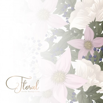 Quadro de flores amor - dia dos namorados