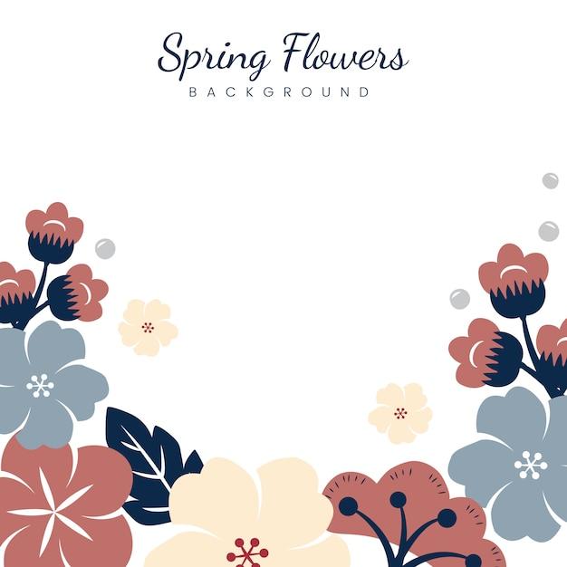 Quadro de flores japonesas