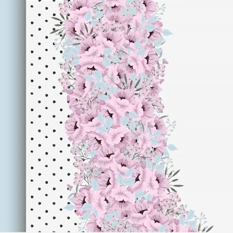 Quadro de flores