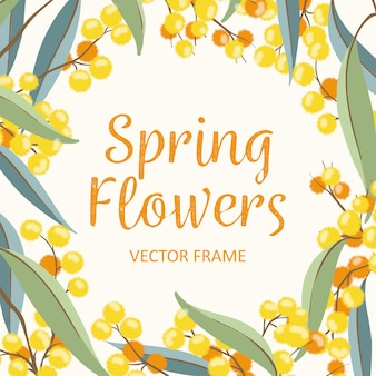 Quadro de primavera