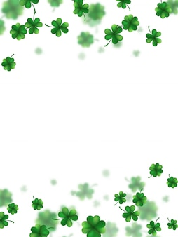 Quadro do dia de saint patricks.