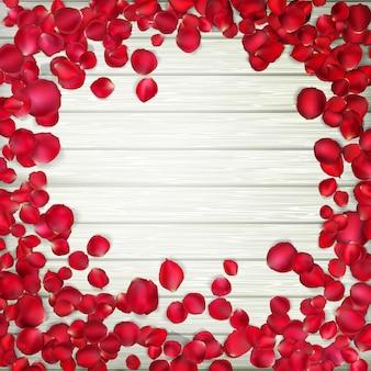 Quadro floral, dia dos namorados