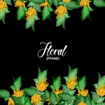 Quadro floral