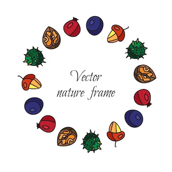 Quadro frutas