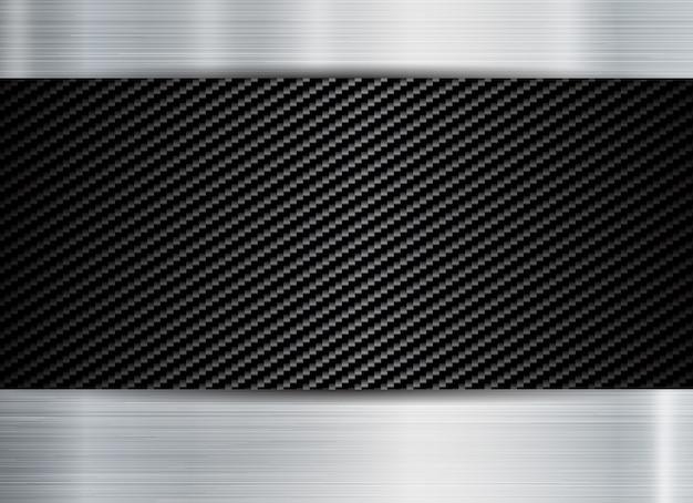 Quadro metálico abstrato