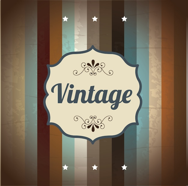 Quadro vintage