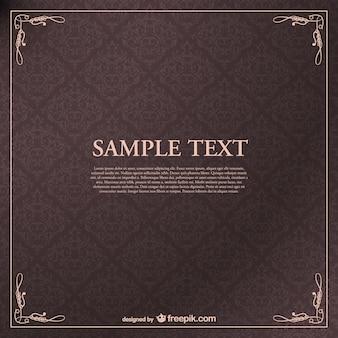 Quadros de fundo grátis para download