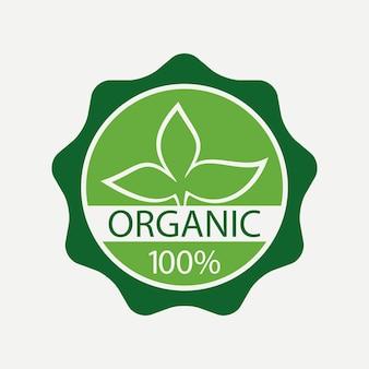 Qualidade da etiqueta orgânica verificada